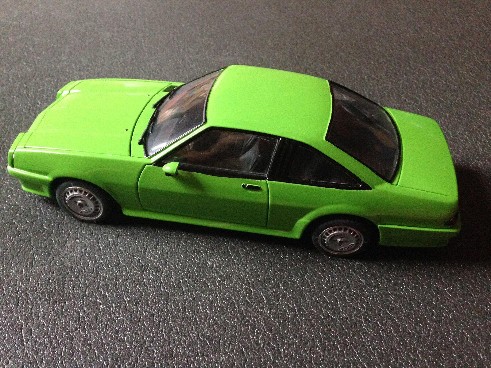 Opel Manta B Maaskantje New Kinder Turbo Nitro Ronal  Alufelgen  Tuning 1 18