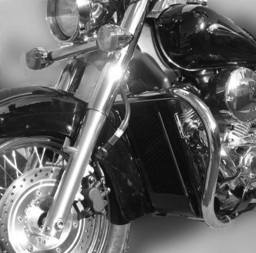 YAMAHA XVS 1300 CUSTOM / STRYKER : Chrome Engine Guard / Crash Bar (592-021)