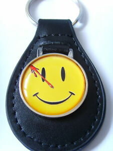 WATCHMEN-SMILE-KEY-FOB-KEYRING-KEYFOB-CHAIN-PIN-BADGE-GIFT