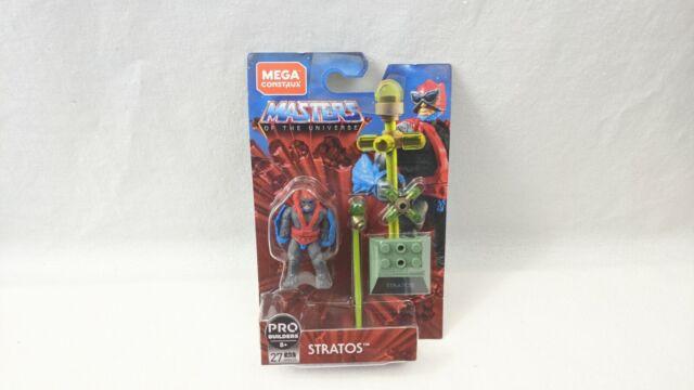 Mega Construx *STRATOS* Masters Of The Universe MOTU Figure Pro Builders