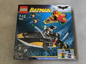LEGO Batman 7885 Robin's Scuba Jet: Attack of the Penguin ...