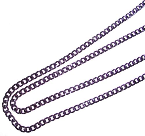 Two Purple Metal Eyeglass Sunglass Chains Lanyards Holders 2