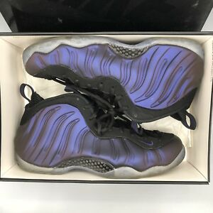 82a70f1f17ee6 Image is loading Nike-Air-Foamposite-One-Eggplant-Black-Varsity-Purple-