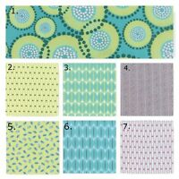 Moda For You Geometric Cotton Fabric Collection Your Choice By The Yard