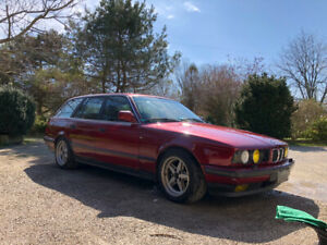 SOLD - 1992 BMW 525i Touring M50/Auto. ***AS IS**
