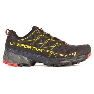 La Sportiva Akyra Scarpa Mountain Trail Running Hiking Black