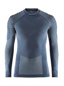 Funktionsshirt-Sportshirt-CRAFT-Active-Intensity-CN-LS-M-Herren-Langarm-blau