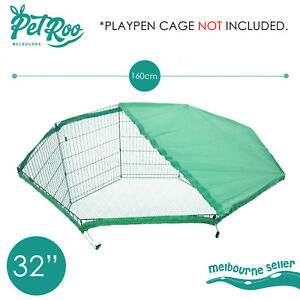 """32"""" PAW MATE Cover for Pet Playpen Portable Exercise Cage Fence Enclosure Dog"""