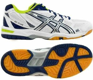 asics-Gel-Flare-B40PQ-0193-Mens-Womens-Trainers-Tennis-UK-5-to-7-ONLY