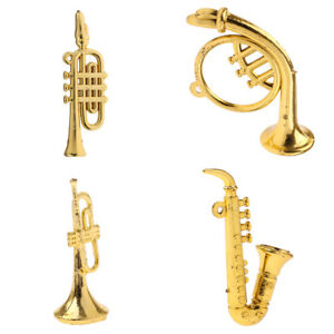 4-Styles-Miniature-Musical-Instrument-for-1-12-Dolls-House-Garden-Accessory