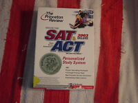 The Princeton Review - Inside The Sat & Act - 2003 Deluxe (pc, 2003)
