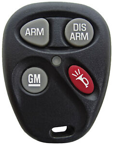 Factory-Dealer-Installed-Remote-Key-Keyless-Entry-Fob-Transmitter-Alarm-12495653