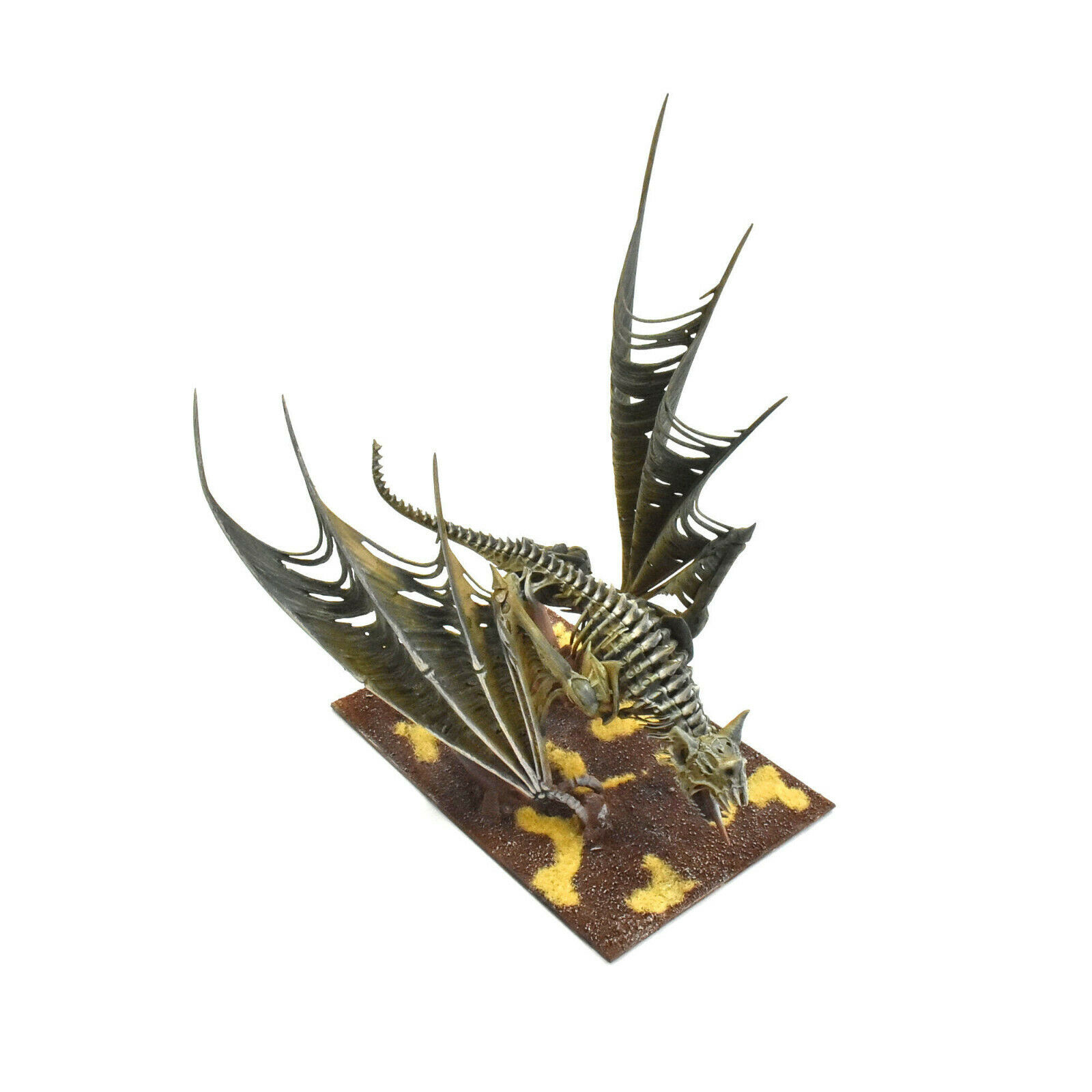 VAMPIRE COUNTS Terrorgheist WELL PAINTED Flesh eater courts Warhammer Fantasy