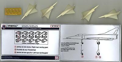 Resin /& Photo Etch Set 5 L/'Arsenal Models 1//350 GRUMMAN TBM-3W AVENGER Bomber
