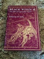 Black Wings Ii: Tales Of Lovecraftian Horror Joshi (ed) 300 Copy Signed/ltd
