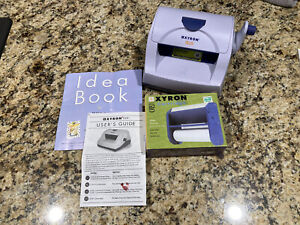 Xyron Model 510 Creative Sticker Tool Multi-Use Laminating Machine New Cartridge
