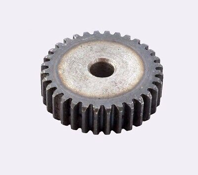 1 Mod 60T Spur Gear Steel Motor Pinion Gear Thickness 10mm Outer Dia 62mm x 1Pcs