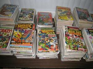 HUGE-COMIC-BOOK-LOT-25-MARVEL-DC-INDY-SUPERMAN-BATMAN-X-MEN-NO-DOUBLES-FREE-SHIP