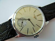 GENT'S VINTAGE LONGINES MANUAL WINDING  WRIST WATCH