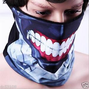 New Tokyo ghouls Kaneki Ken mask scarf collar warm mask anime cosplay very cool