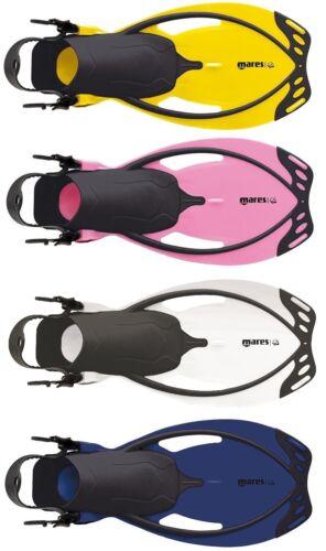 Mares Sharky Schnorchelset für Kinder mit Allegra Flossen verstellbar ver.Farben