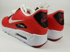 promo code d34b0 1e957 Nike Air Max 90 Ultra Essential Red White Mens Running Shoes ...