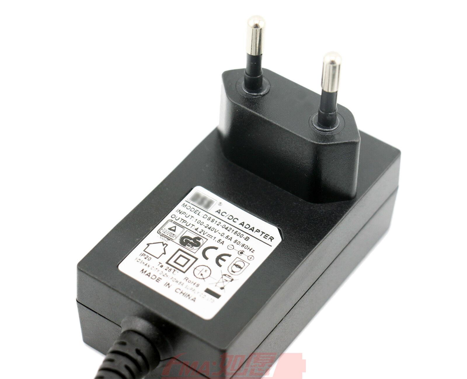 100Pcs 3.7V Li-ion/LiPo Battery 4.2V Charger 1.5A Intelligent/Smart Control EUF