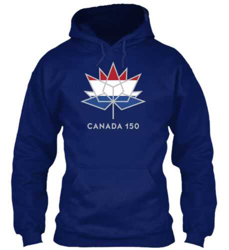 Standard College Hoodie Canada 150 — Dutch Flag
