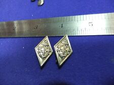 vtg badges boys brigade bb sure steadfast service x2 one year efficiency pips
