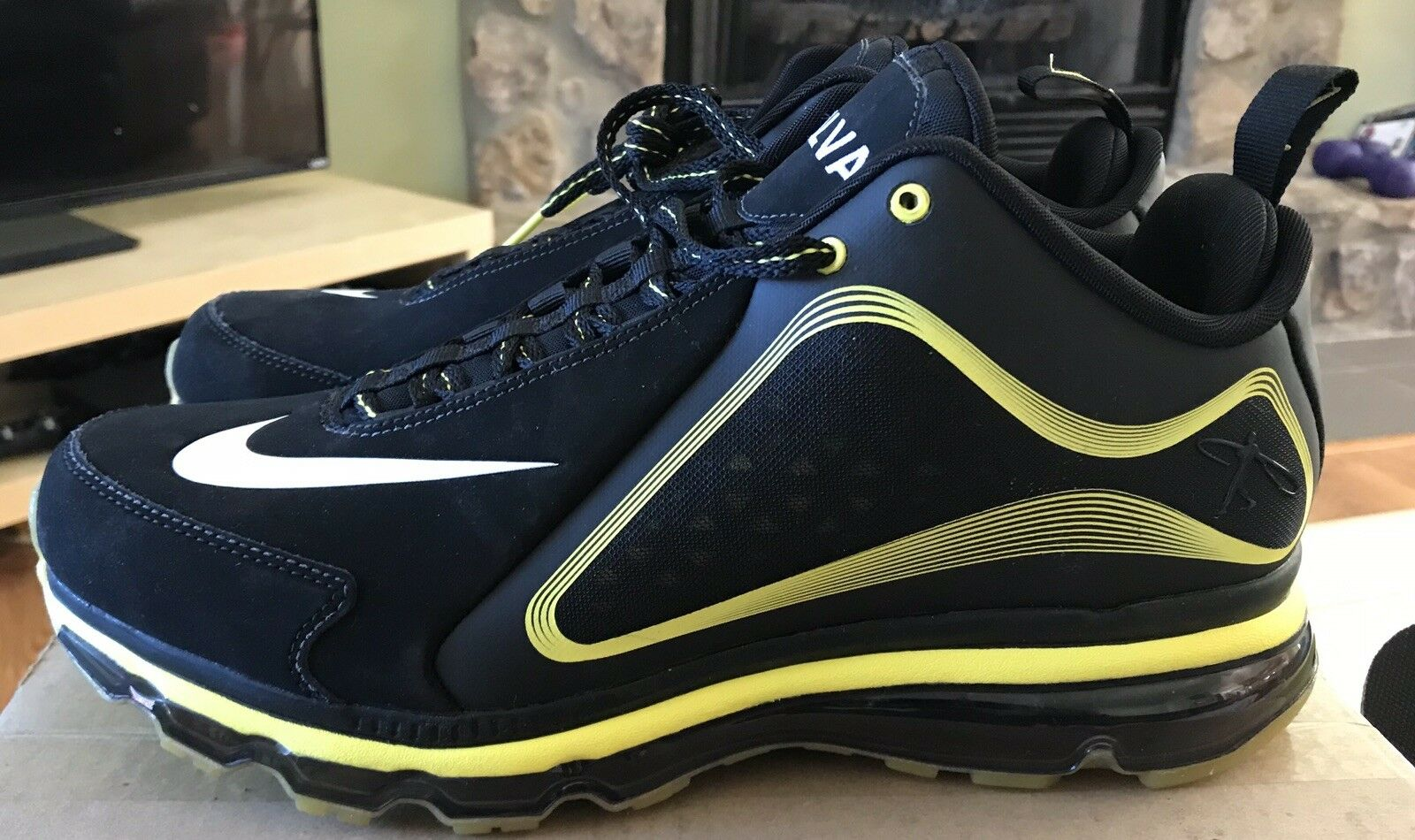 DS Nike Air Griffey Max 360 Anderson Silva PE Promo Sample Size 13