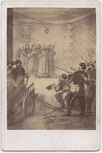Geschichte-Der-Common-1871-Foto-Uber-Papier-Albumiertes-D-Nach-Eine-Farbe