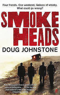 1 of 1 - Smokeheads by Doug Johnstone (Paperback)