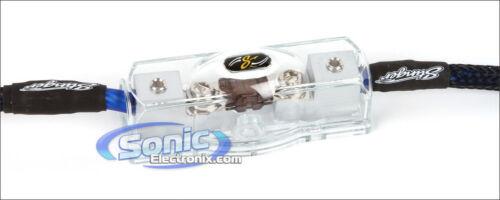 STINGER 8 Gauge 6000 Series Power Amplifier Installation KitSK6281