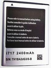 BRAND NEW Samsung Galaxy Note SGH i717 T879 i9220 N7000 Li.ion Battery 2400 mAh
