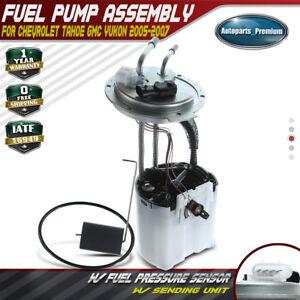 New Fuel Pump /& Sender Assembly For 2005-2007 Chevrolet Tahoe GMC Yukon E3705M