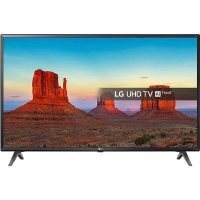 LG 49UK6300PLB UHD 49 Inch 4K Ultra HD Smart LED TV 3 HDMI