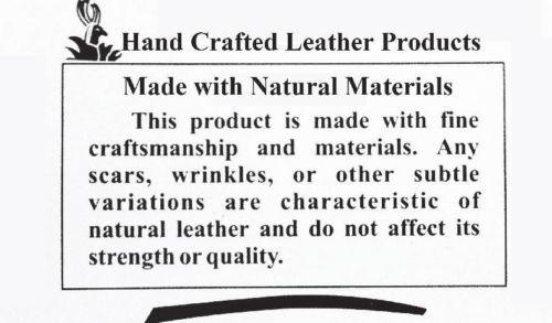 Black Fine Cowhide Leather Checkbook Cover Organizer Wallet Unisex