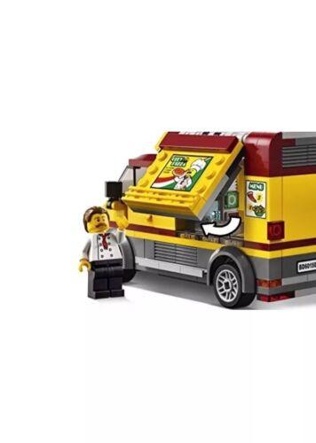 LEGO City Great Vehicles Pizza Van 60150 Construction Toy BRAND NEW