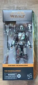 Hasbro-Star-Wars-Black-Series-Beskar-Mandalorian-6-034-figure-NEW