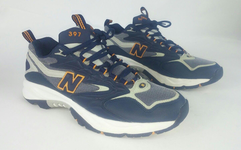 nouveau solde 397 pointure homme 11,5 cmx397nt rare est chaussure de course est rare bleu et blanc 1fadcc