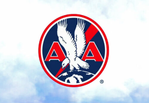 """American Airlines 1934 Logo Fridge Magnet 3.25/""""x2.25/"""" Collectibles LM14079"""