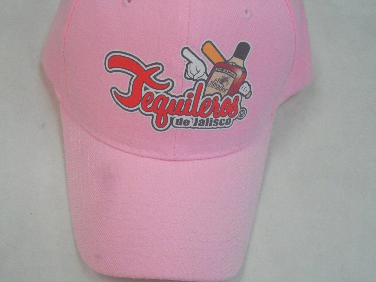 Fan Apparel & Souvenirs Charros De Jalisco Gorra En Color Rosa.charros De Jalisco Hat. Sports Mem, Cards & Fan Shop