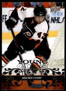 2008-09-Upper-Deck-Jared-Ross-Rookie-233