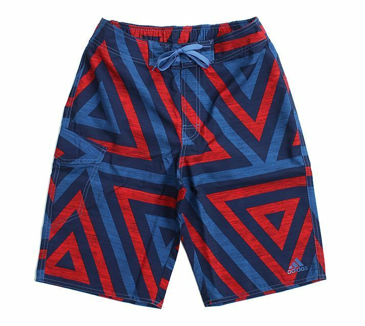 Adidas Triangle Swim Shorts (CV5182) Swimming Beach Wear Water Short Pants