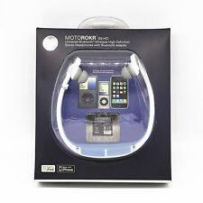 NEW Genuine Original MOTOROLA S9-HD Stereo Bluetooth Headphones