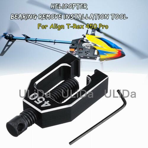Bearing Removing /& install Tools For Align T-Rex 450 Pro RC Helicopter Removal