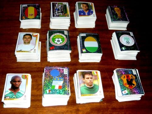 PANINI JAPAN & KOREA 2002 WORLD CUP CHOOSE STICKERS FOR ALBUM MINT RARE
