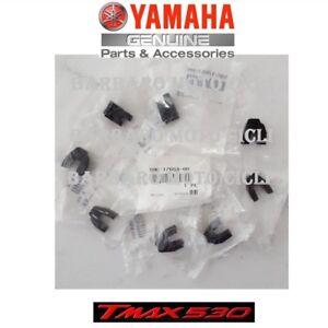 KIT 8 CURSORI PIATTELLO ORIGINALI YAMAHA TMAX 530 2012 2013 2014 2015 2016 T-MAX