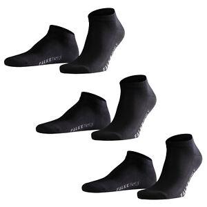 Falke-3er-Pack-Men-039-s-Socks-Family-Trainers-Anti-slip-system-Uni-3x-1-Pair