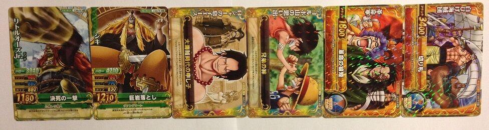 One Piece OnePy Berry Match W PART10 RARE Set Set Set 42 42 6dd21d
